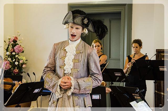 Mozart in Residenz Salzburg