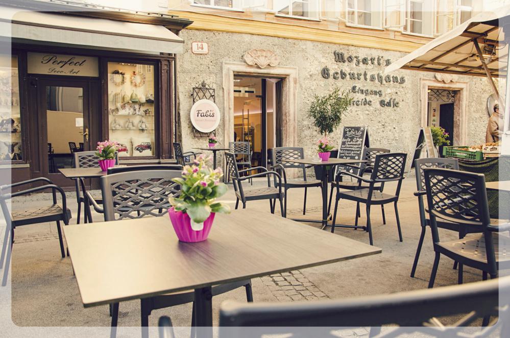 Fabi's Dessert Botique Salzburg
