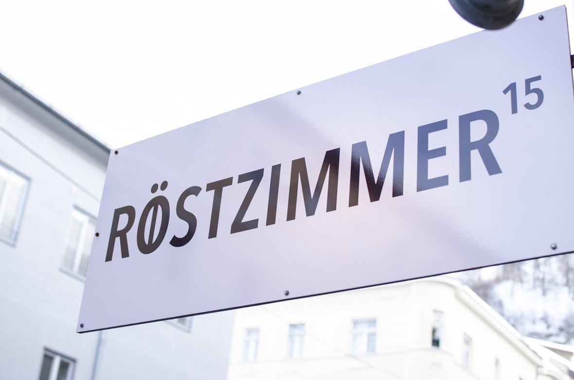 Röstzimmer Salzburg