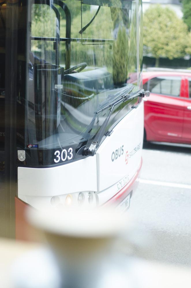 Salzburg Verkehr