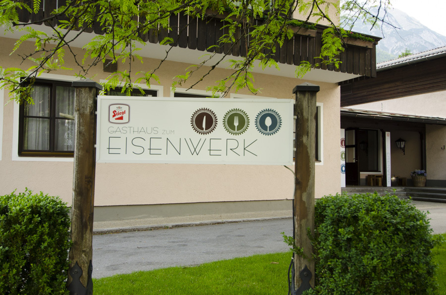 Gasthaus zum Eisenwerk Salzburg Land