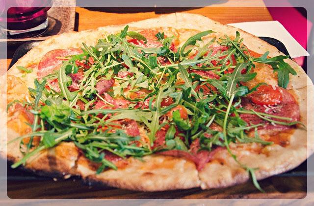Organic Pizza Salzburg