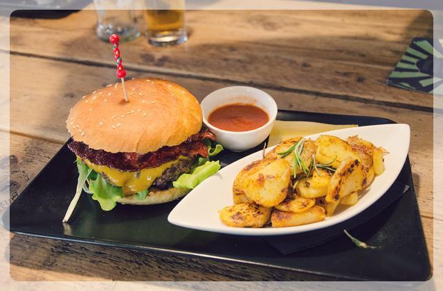 Guerilla Burger Salzburg