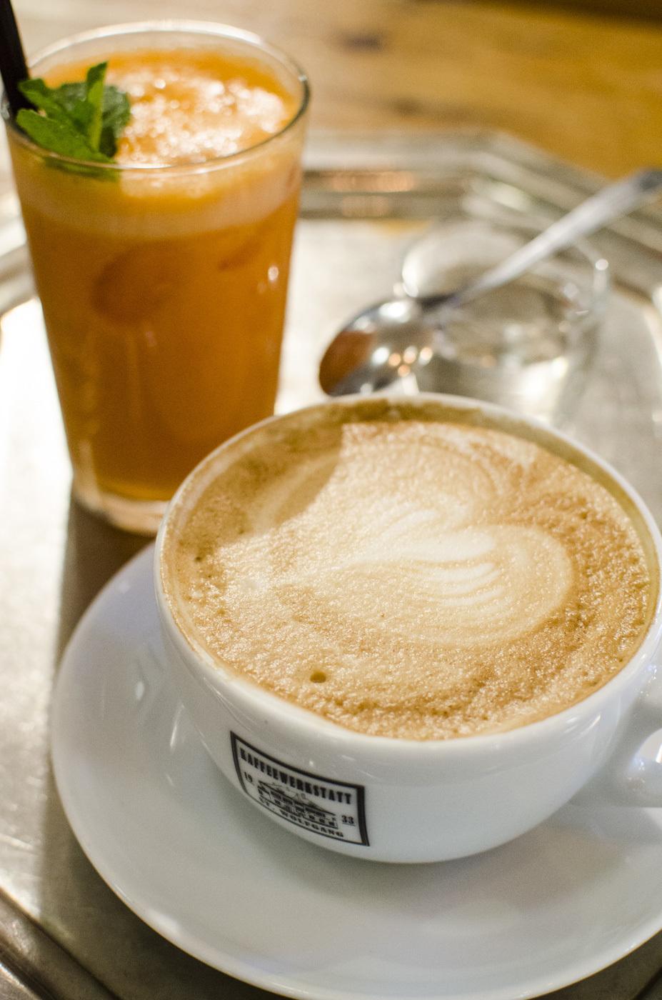 Kaffeewerkstatt - Salzburg Leben
