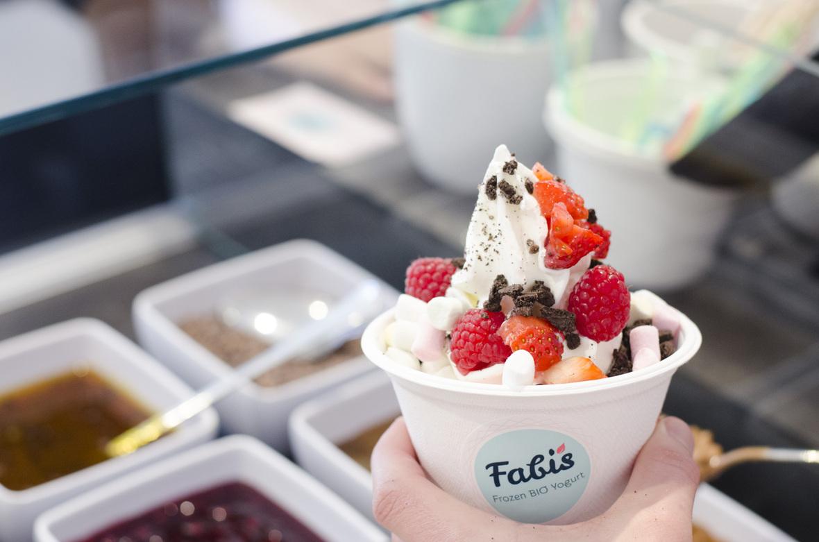 Fabi's Frozen Bio Yogurt - Salzburg Leben