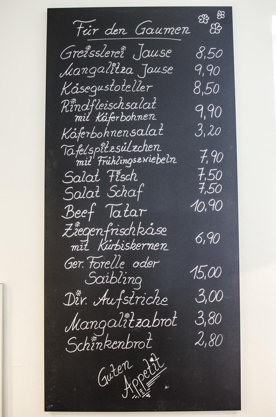 Die Greisslerin Salzburg Leben