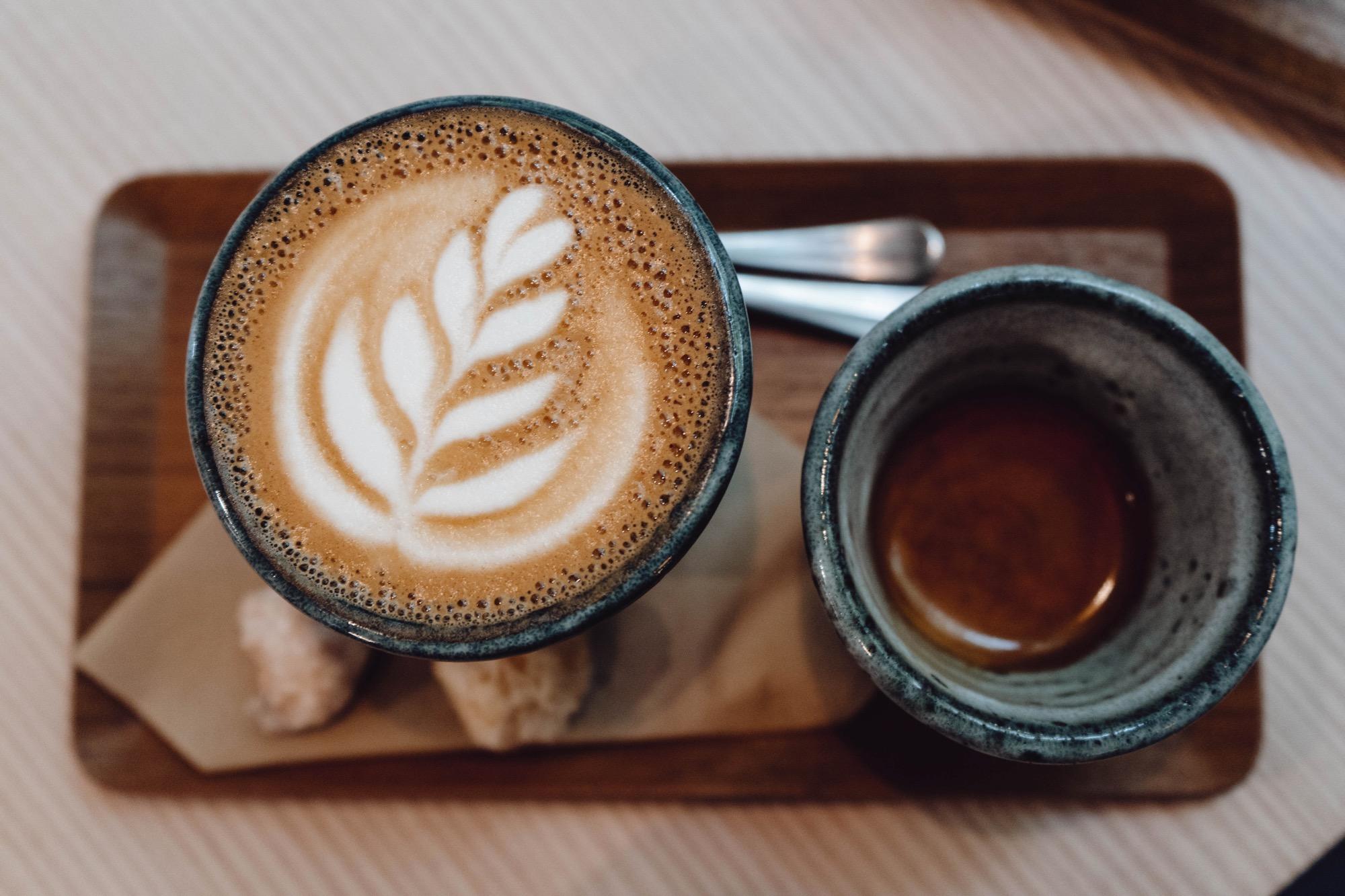Die erste Kaffee-Bar Salzburgs ist da - Café 220 Grad - Salzburg Leben